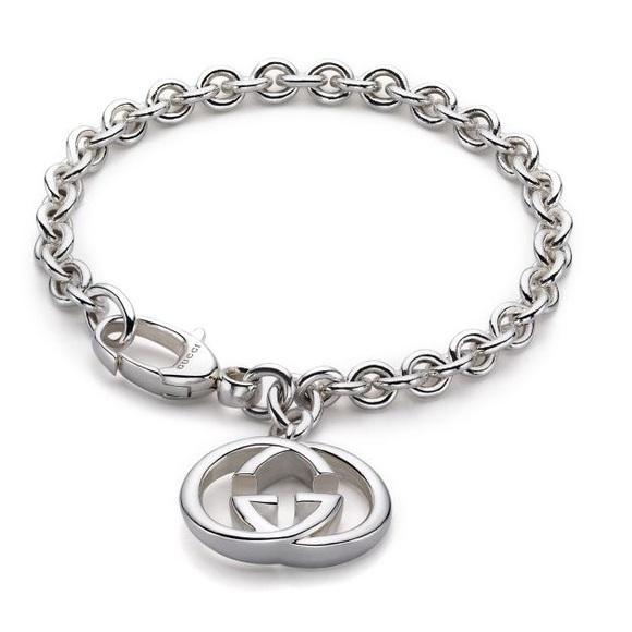 deec2ae05 Gucci Jewelry | Sterling Silver Double G Charm Bracelet | Poshmark